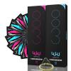 (Lulu) презервативы для взрослых токие 12 шт. + прохладный 12 шт. презервативы unilatex ultrathin 12 шт