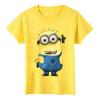 2016 мультфильм рисунок детей приспешников одежда костюм детская одежда футболки рубашки для детей Boxxy детская одежда