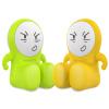 BabyBBZ дверные замки для детской безопасности 2 шт. оранжевый BBZ-53S wellber стельное белье для детской кровати 145x100cm