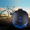 1шт 5 LED мигает лампа заднего Велоспорт велосипед Хвост безопасности Предупреждение Light
