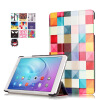 Magnet Ultra thin Smart pu leather Case cover For Huawei MediaPad t2 pro 10(FDR-A03L)(FDR-A01W) tablet protective leather skin slim folio colorful painted pu leather case cover for huawei mediapad t2 pro 10 0 fdr a01w fdr a03l tablet pc screen film