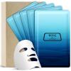 UNIFON Освежающая, увлажняющая маска с водорослями для мужчин, 5 шт цена