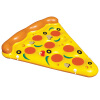 Myei  Pizza Air Mat Pool Swimming Floates Inflatable Pool Toys Summer Holiday Water Rafts Outdoor Fun Water 180*145cm environmentally friendly pvc inflatable shell water floating row of a variety of swimming pearl shell swimming ring