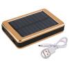 Солнечная панель двойной USB Внешняя батарея аварийного зарядное устройство 10000mah питания Банк