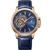 цена Rossini (ROSSINI) часы Azera серии Business полая сталелитейных автоматические механические мужские часы 8633W05C онлайн в 2017 году