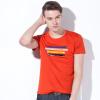 Новые люди прибытия футболки мужчин хлопка лето 2016 новых мужчин мода футболки с коротким рукавом высокое качество мужчины футболки 3XL горячая Распродажа