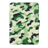 Camo Leather magnetic smart cover case for Amazon kindle paperwhite 1/2/3 2013 cover case 1PCS xx fashion pu leather cute case for amazon kindle paperwhite 1 2 3 6 e books case stand style protect flip cover