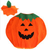 MyMei 2016 New Hot Non-woven Pumpkin Clothes For Children Cosplay Halloween Decoration Clothes Party Costumes Accessorries kids halloween costumes cosplay caribbean pirates costumes captain jack children role playing children party clothes