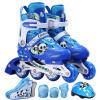 Трек обувь полный набор Пумы детские коньки роликовые коньки роликовые коньки код Kung Fu Panda MZS757 розовый M код роликовые коньки детские раздвижные action pw 117n