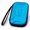 все цены на Сунг (Kingshare) 2,5 дюймовый жесткий мобильный жесткий диск пакет голубой (KS-PHD25L) онлайн