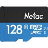 Карта памяти Netac P500 16 GB Micro SD, Class10 карта памяти other jvin 8gtf