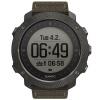 Suunto (SUUNTO) часы траверс серии приключений на открытом воздухе экспедиции Рыбалка Охота GPS умные часы спортивные часы Альфа армии зеленый военной формы SS022292000