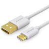 Win (shengwei) UTC-6100B Type-C кабель для передачи данных USB Эндрюс мобильный телефон зарядный кабель 1 метр белый мобильный зарядный кабель для музыки / проса 2м привет speed usb 3 1 type c мужской usb 2 0 данных зарядный кабель для macbook
