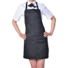 MyMei M Plain Apron with Front Pocket for Chefs Butchers Kitchen Cooking Craft Baking mymei useful pocket credit card size timer kitchen cooking countdown study rest