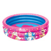 Bestway бассейн с шариками детей bestway бассейн семейный 201х150х51см bestway 54005