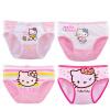 Hello Kitty (HELLO KITTY) 4 Tiao установлены Детское белье девочек хлопчатобумажное белье KTN024 140/70