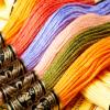 50 Pieces Original French DMC 117UA Thread Embroidery Cross Stitch Floss Thread 8.7 Yard Long 6 Strands точность печати которую франция импортированные подлинный dmc крест stitch kit русалка живописи фигур на закате