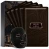 UNIFON Освежающая, суживающая поры, минеральная маска с черным чаем для мужчин, 5 шт цена