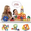 58ПК магнитный строительство игрушки детские образовательные блоки детские игрушки