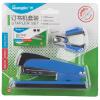 BroadBo 12 # Upgrade Stapler Stationery Set Stapler + Staple + Stapler Color Random DSJ7222 mini stainless steel stapler staple set red