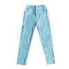 Лето 2016 года эластичный пояс детей брюки девочек джинсы брюки конфеты цвет повседневные джинсы для девочек лосины Бесплатная доставка