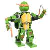 Союз Brother Teenage Mutant Ninja Turtles - Микеланджело интеллектуальных строительные блоки собраны электрическая дистанционное управление роботом игрушка игрушка turtles шпионские часы цвет черный серебристый