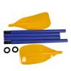 TaTanice Z1 подходит для любой марки портативных съемных весел шлюпка надувная лодка каяк на воздушной подушке надувная лодка с алюминиевыми веслами и насосом jilong cheyenne iii 400 set 284х132х38см jl007108n