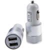 Regent (JH) 3323 Автомобильное зарядное устройство двойной порт USB 2.1A + 1A Белый Dual USB автомобильное зарядное устройство быстрое зарядное устройство телефона таблетки автомобильное зарядное устройство olto cch 2120 3 1a 2 usb белый