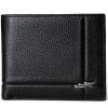 DANJUE (DANJUE) первый слой кожаной мужской моды мультикарты бит бизнес досуга тенденция кросс-кошелек 6016-3 черный danjue 8741 1