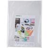 Мики (Sunwood) E310 одной страницы наборы документов / бумажные мешки / информационные комплекты А4 прозрачный 20 / мешок мешки бумажные shop vac 20 30л 5шт 9066129