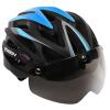 MOON MV29 горный велосипед шлем интегрированный верховой шлем с очками очки шлем аксессуары