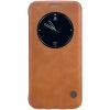 телефоны серии Nile Gold (NILLKIN) Samsung S7edge Qin защитный чехол коричневый