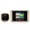 цены на (eques)  мобильный телефон мониторинга интеллектуального электронного кота / дверной звонок WIFI коша в интернет-магазинах