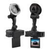ИК ночного видения двойной объектив камеры автомобиля автомобильный видеорегистратор приборной панели видеорегистратор автомобильный видеорегистратор с двойной линзой dhj21511