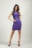 Buenos Ninos Women Sleeveless Silm Skirt OL Package Hip Dress buenos ninos embroidery denim skirt women a line sleeveless dress