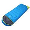 Self-visitors Trackman спальные мешки спальные мешки взрослый наружная поездка зима утолщение теплый крытый кемпинг двойной грязный четыре сезона хлопок спальный мешок синий 250г