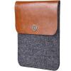 где купить Райс Kindle защитный чехол paperwhite958 / 499/558 / voyage / oasis collector series e-book защита для хранения чехол MG25Z элегантный коричневый по лучшей цене