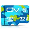 OV 32G 48Mb / s (micro sd) TF карта памяти для мобильного телефона / планшета / ноутбука ov 64gb micro sd карты памяти карты class10 мобильный телефон карточки памяти