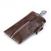 AIM Мужские ключевые сумки Мода Ретро Pioneer Cream Многофункциональный мужской и женский брелок для ключей 16KB0011 Brown мужские сумки
