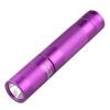 Блог (Bocca) 365нм фиолетовое флуоресцентного агент перо обнаружения детектируется для отправки ручной веревки подарка + BK-M1 (призрак фиолетового) светодиодного фонарик бумажных денег поддельной косметики ручной фонарик blog 14 led slt p009