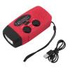 Аварийный ручной генератор Солнечной АМ/FM/ВБ Радио фонарик зарядное устройство бензиновый генератор firman rd8910e1