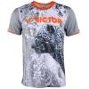 купить Victor Мужские и женские спортивные футболки для игры в бадминтон недорого