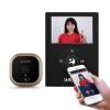 Immortal smart (eques) A19 электронный кошачий глаз мобильный телефон мониторинг умный кошачий глаз WIFI визуальный дверной звонок кошачий глаз