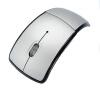 Революционный дизайн 2.4GHz беспроводной Arc Mouse с мини-USB приемник Оптический складной мышей для ноутбука Tablet PC 500g he shou wu powder black been polygonum multiflorum root 100