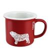 COSTA Коста - керамическая кружка - британское остроумие 265ml (собака)