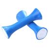 Kathy (KANSOON) Женские экологические кости гантели фитнес-фитнес гантели колокольчики для похудения тонкая рука гантели упоминание сундук пряная мать - синий синий 0.7kg * 2 только