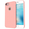 КОЛА iPhone7 телефона оболочка защитного рукав популярная марка Natural Range тонкой корочка мягкая для кожи текстура, подходящая для iPhone iPhone7 розовых