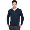 Красная фасоль Hodo свитер мужской деловой случай удобные и теплые шерстяные свитера для мужчин многоцветные фиолетовый 185 / 100A