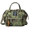 Baifeng (Baifeng) Наплечная сумка Японские тенденции Школа Ветер пара Повседневные цвета Оксфордская ткань Skew Slip Мужские и женские мини-зарядные устройства Mini