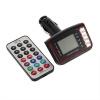 цена на ЖК-автомобилей MP3-плеер беспроводной FM передатчик USB TF карта + пульт дистанционного управления